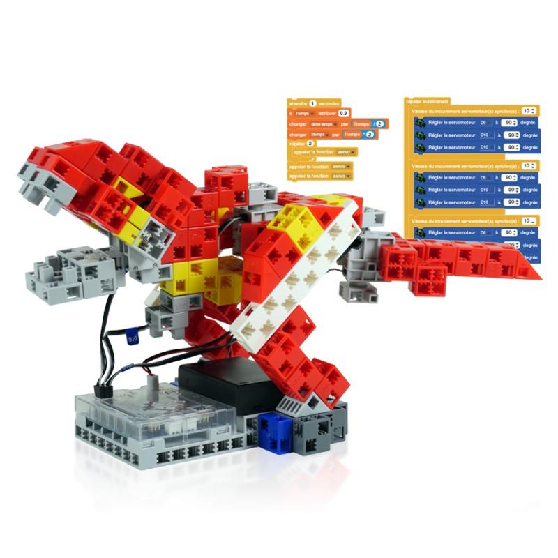 robot programmable pour enfants