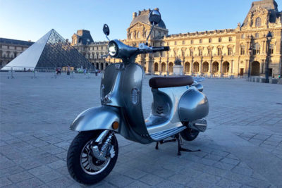 scooter electrique 2Twenty Paris