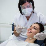 Augmentation de l'usage d'EPI chez les dentistes